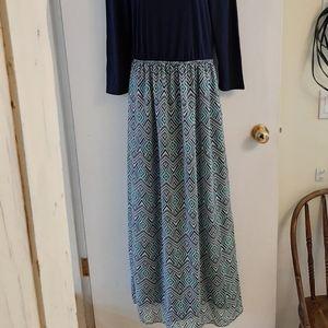 Women's Sm Charming Charlie Full length Dress